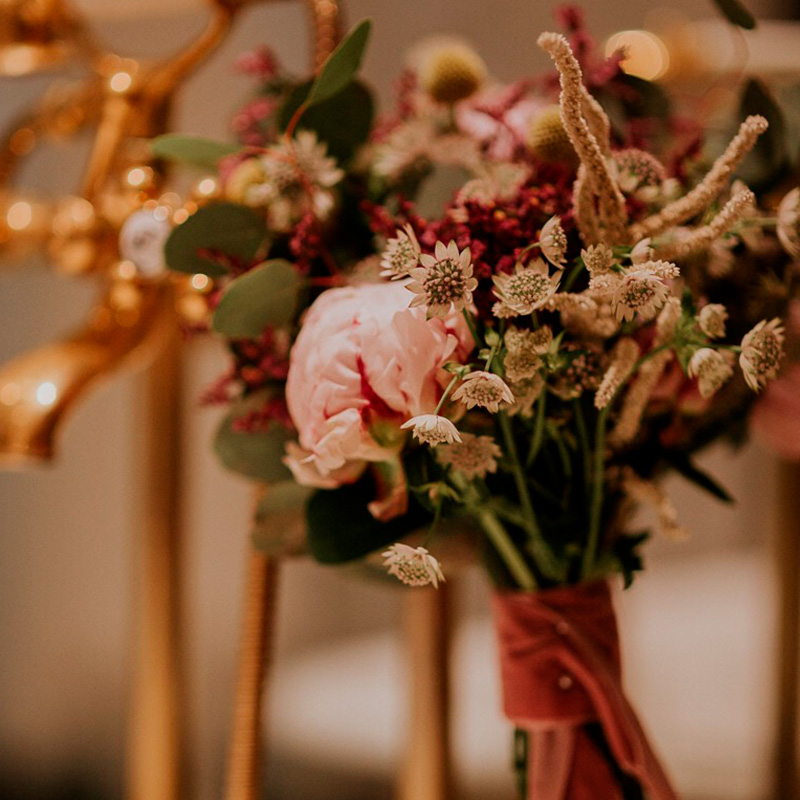 Diseño personalizado de ramos de novia Cartagena Murcia