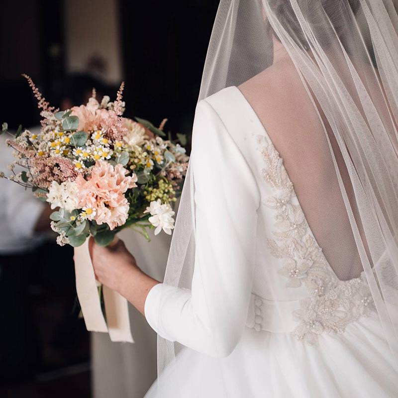 Floristería especializada en ramos de novia Cartagena Murcia
