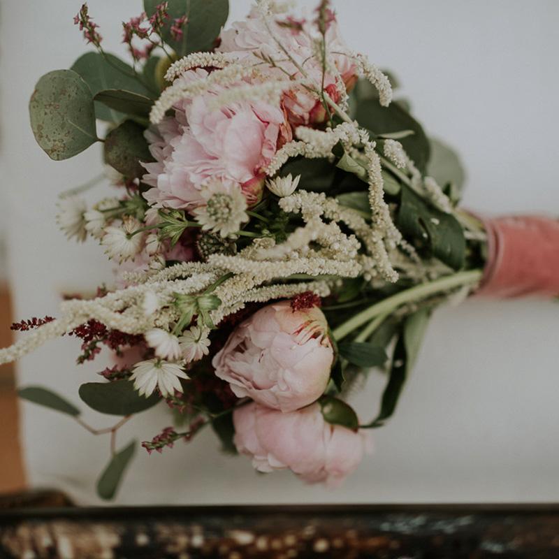 Los ramos de novia más bonitos Oasis Floristas