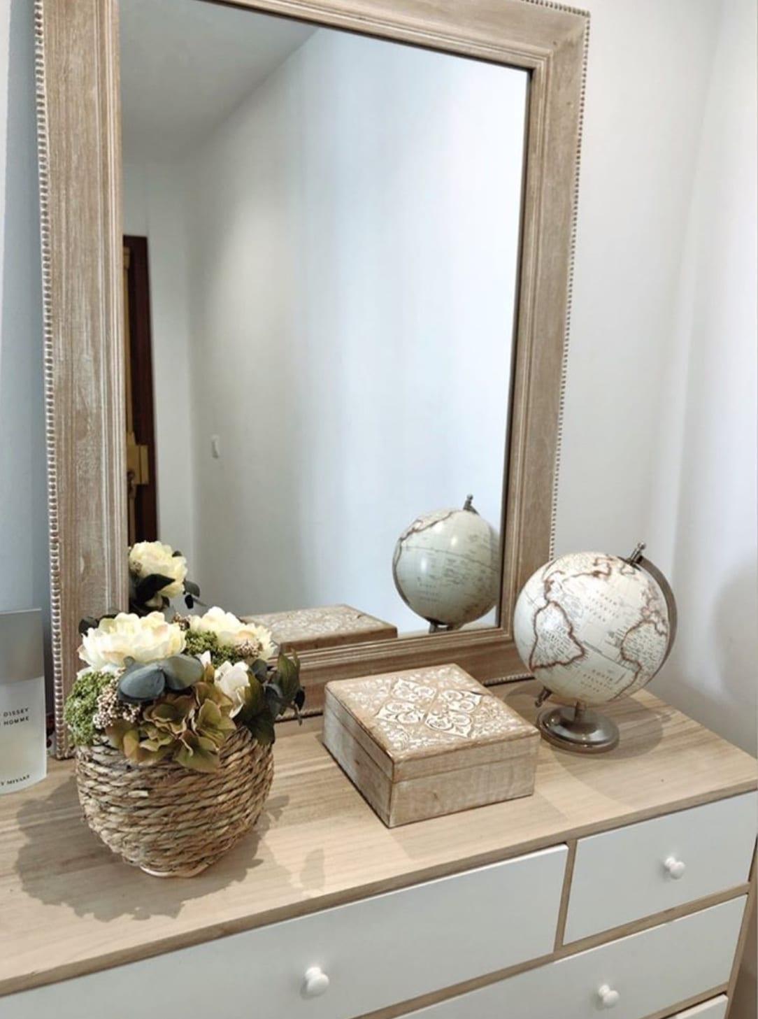 decoración con flores hogar Cartagena