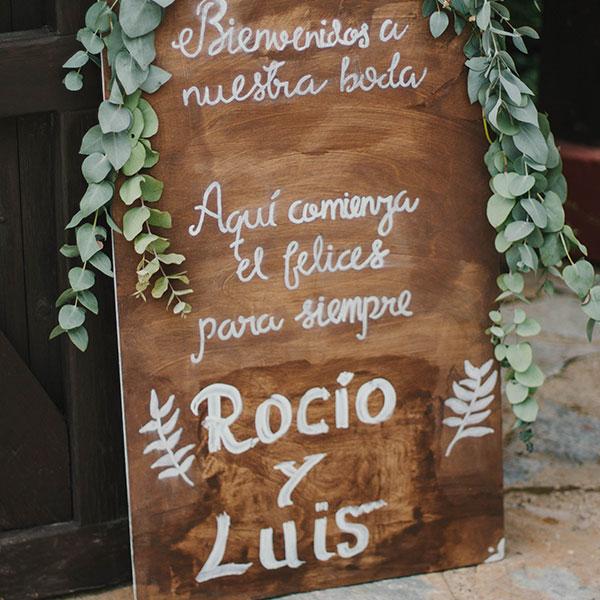 Detalles para bodas Osis Floristas