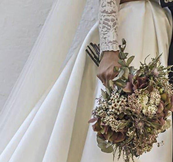 ramos de flores para novias y eventos Oasis Floristas