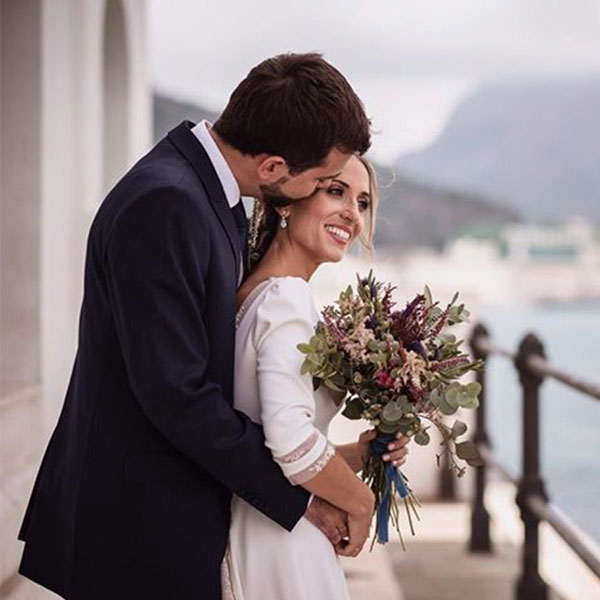Ramos de novia Oasis Floristas tendencias 2020