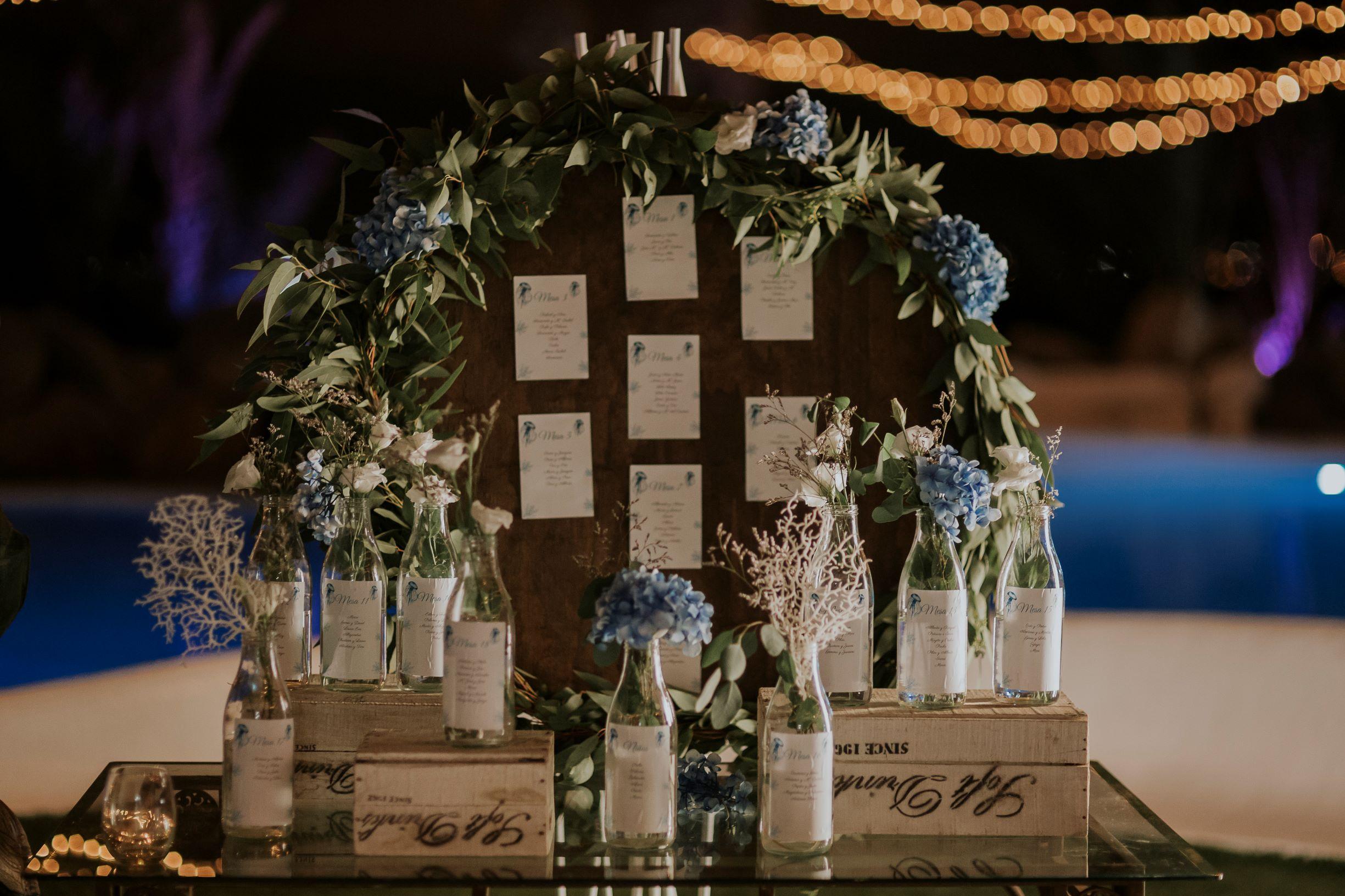 bodas en Cartagena diferentes decoración única