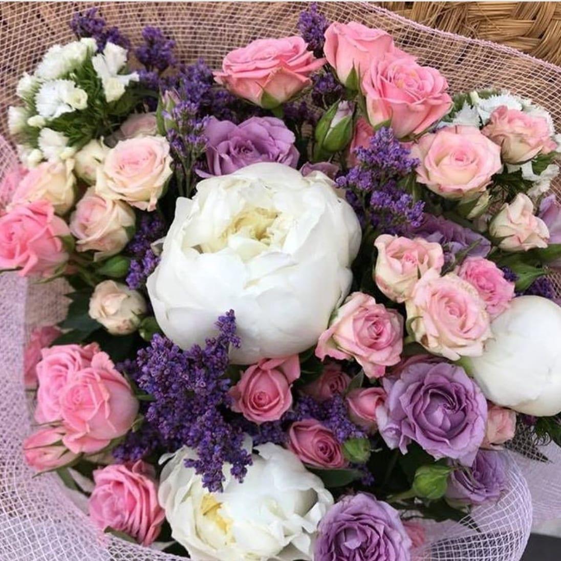 Envío de flores en Cartagena ramos de peonías