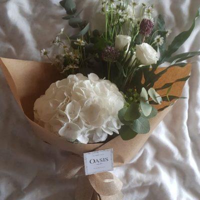 ramo de flores sencillo y bonito envío a domicilio Cartagena Interflora