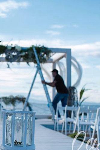Bodas y eventos únicos en Cartagena Oasis Floristas