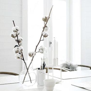 Decoración del hogar con flores Cartagena Oasis floristas