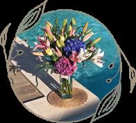 venta de ramos de flores frescas bonitos oasis floristas cartagena