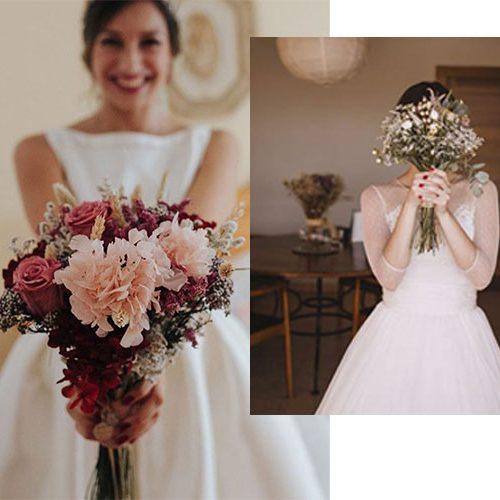 Ramos de novia a medida Cartagena floristería Oasis
